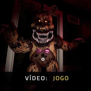 Five Nights at Freddy's VR Help Wanted Vídeo de jogabilidade