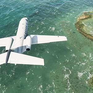 Crie o seu plano de voo para qualquer parte do planeta