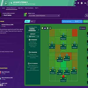 Football Manager 2020 Equipa de Fósforos