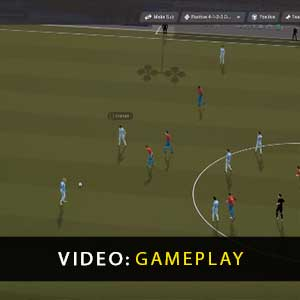 Football Manager 2020 Gameplay Video