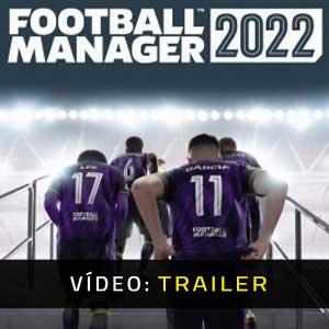 Football Manager 2022 Atrelado De Vídeo
