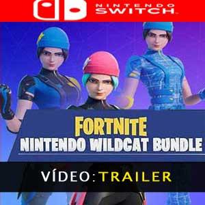 Fortnite Wildcat Bundle Nintendo Switch Atrelado de vídeo