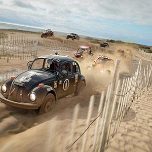 Forza Horizon 4 Areia