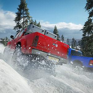 Forza Horizon 4 Neve