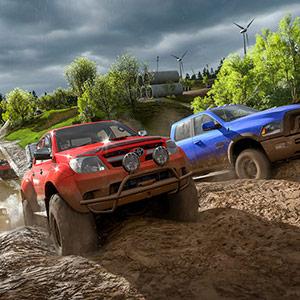 Forza Horizon 4 Lama