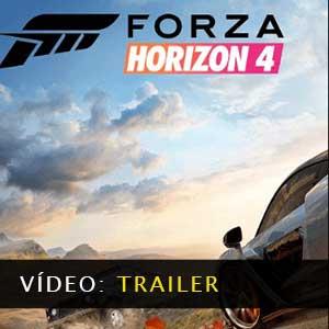 Forza Horizon 4 Vídeo do atrelado