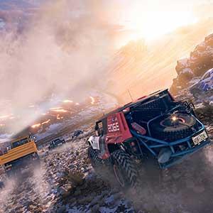 Forza Horizon 5 Ford Bronco R
