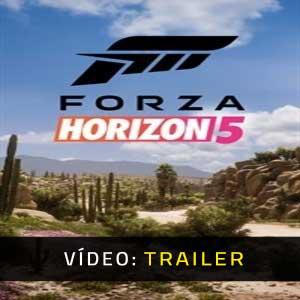Forza Horizon 5 Atrelado De Vídeo