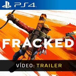 Fracked PS4 Atrelado De Vídeo