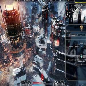 Frostpunk: Torre do Gerador de Calor