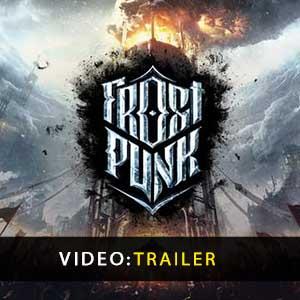 Vídeo do reboque Frostpunk
