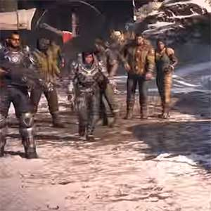 Gears of War 5 Confrontation