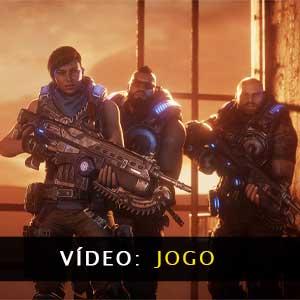 Gears of War 5 vídeo de jogabilidade