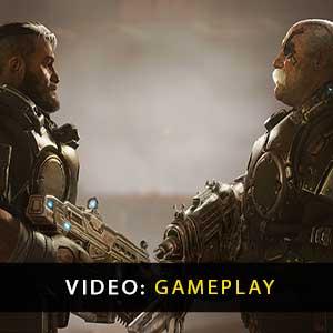 Gears Tactics Vídeo de jogabilidade