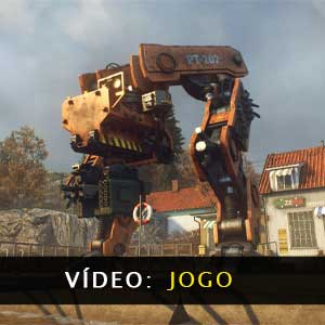 Generation Zero Vídeo De Jogabilidade
