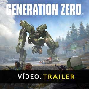 Generation Zero Atrelado De Bídeo