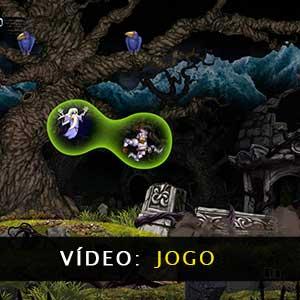 Ghosts n Goblins Resurrection Vídeo De Jogabilidade