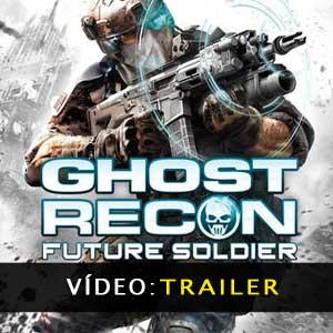Ghost Recon Future Soldier Atrelado de vídeo
