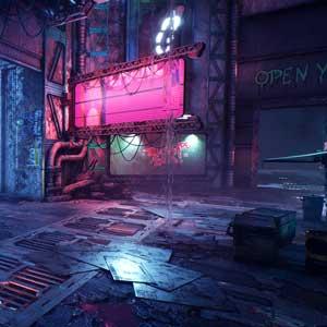 Mundo Ghostrunner Cyberpunk
