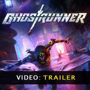 Vídeo do atrelado Ghostrunner