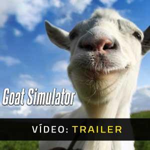 Goat Simulator Atrelado De Vídeo