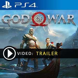 Comprar God of War 4 PS4 Codigo Comparar Preços