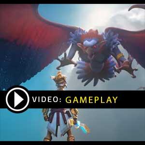 Gods & Monsters Gameplay Video