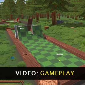 Vídeo de jogabilidade Golf With Your Friends