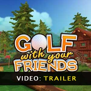 Vídeo do trailer Golf With Your Friends