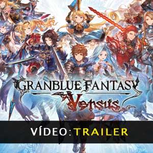 Granblue Fantasy Versus Vídeo do atrelado