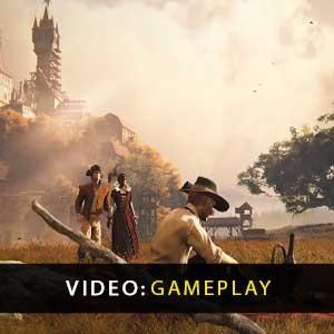 Greedfall Vídeo de jogabilidade