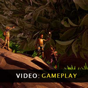 vídeo de trailer de Grounded