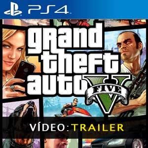 GTA 5 Vídeo Trailer