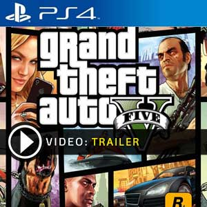 Grand Theft Auto 5 PS4 Prices Digital or Box Edition