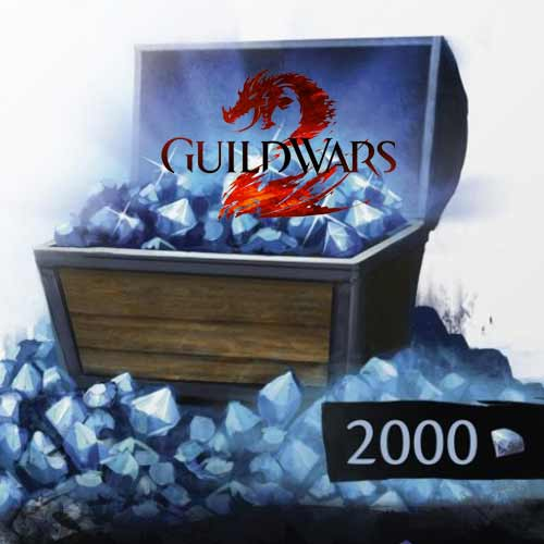 Comprar Guild Wars 2 Gems CD Key Comparar Preços