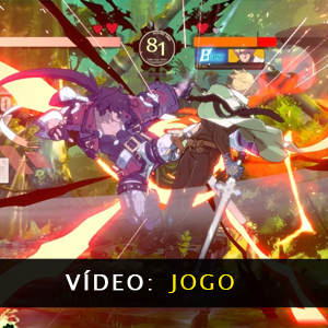 Guilty Gear Strive Vídeo de jogabilidade