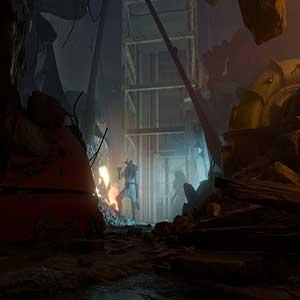 Half-Life Alyx conteúdo