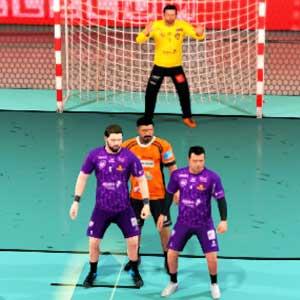Handball 21 - Defesa