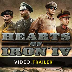 Koop Hearts of Iron 4 CD Key Compare Prices