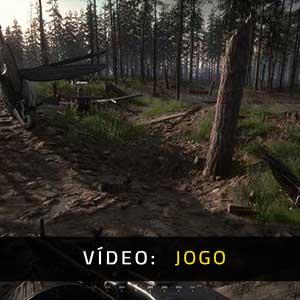 Hell Let Loose Vídeo De Jogabilidade