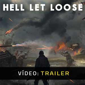Hell Let Loose Atrelado De Vídeo