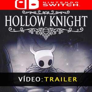 Vídeo do Trailer Hollow Knight