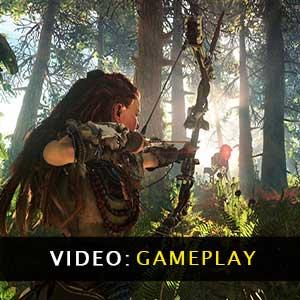 Horizon Zero Dawn Vídeo de jogabilidade