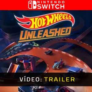 HOT WHEELS UNLEASHED Nintendo Switch Atrelado De Vídeo