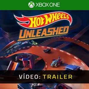 HOT WHEELS UNLEASHED Xbox One Atrelado De Vídeo