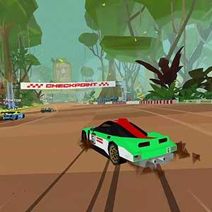 Hotshot Racing - Ponto de controlo