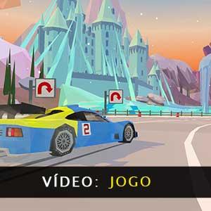 Hotshot Racing Vídeo de jogabilidade