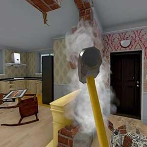 Bonificações da demolição de House Flipper