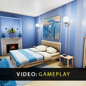 Vídeo de jogabilidade House Flipper