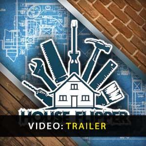 Vídeo de trailer House Flipper